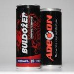 Energy drink - budożer