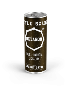 Energy drink - Octagon