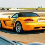 Sportowy samochód - Dodge