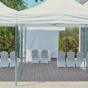 Namioty eventowe - ceremonia ślubna