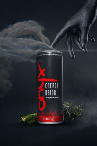Energy Drink - Onyx Strong
