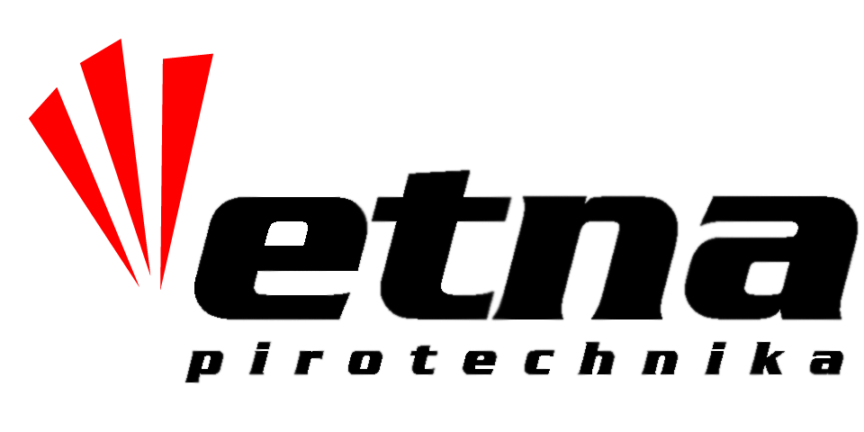 Logo - etna fajerwerki